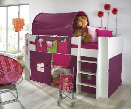 FOR KIDS TENT  PURPLE/PINK